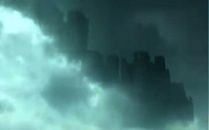 Κίνα: Είδαν πόλη να επιπλέει στον ουρανό (video)