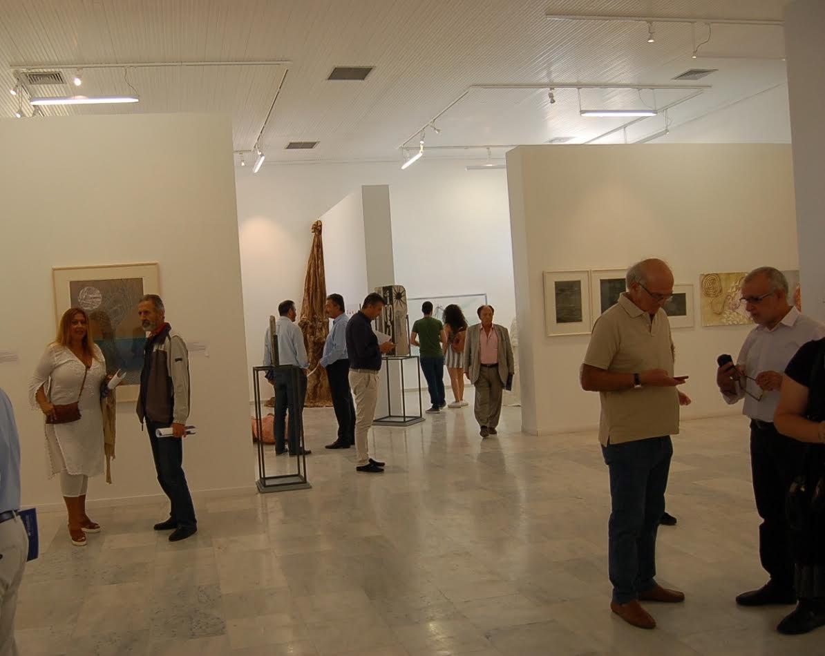 Έκθεση μαθητών στο Κέντρο Χαρακτικών Τεχνών – Μουσείο Βάσω Κατράκη στο Αιτωλικό