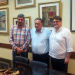 Συνάντηση Δημάρχου Καστοριάς με τον γενικό διευθυντή Δ.Ε.Π.ΑΝ
