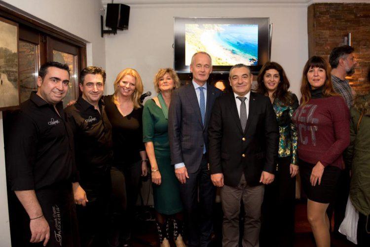 Το τουριστικό προϊόν της Αλοννήσου άφησε άριστες εντυπώσεις και στην Ολλανδία