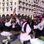 Ρουγκατσάρηδες: με χορούς, ζουρνάδες και σπαθιά στη Χαλάστρα και στη Θεσσαλονίκη