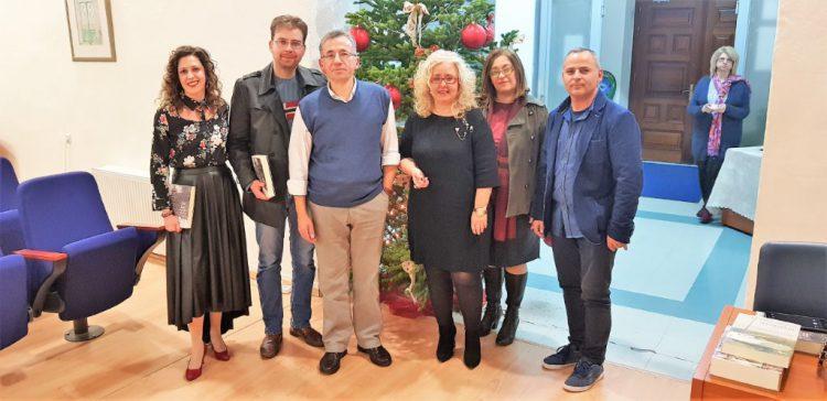 Ολοκληρώθηκαν οι βιβλιοπαρουσιάσεις στον Δήμο Πολυγύρου