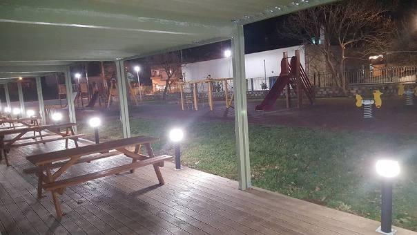 Τρεις νέες πιστοποιημένες παιδικές χαρές στον Δήμο Ρήγα Φεραίου