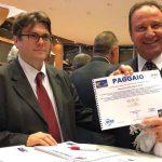Η Δ.Ε.Π.ΑΝ στην Απονομή του τίτλου Ευρωπαϊκή Πόλη Αθλητισμού για το 2019 στον Δήμο Παγγαίου