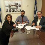 Υπογραφή προγραμματικής σύμβασης για τις εργασίες επισκευής και συντήρησης στίβου Δημοτικού Σταδίου Άργους Ορεστικού, 182.200 €