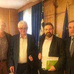 Δέσμευση του Υπουργού Αγροτικής Ανάπτυξης Σταύρου Αραχωβίτη ότι θα πληρωθεί κανονικά η ειδική ενίσχυση βάμβακος σε όλους τους βαμβακοπαραγωγούς του Δήμου Μαρώνειας Σαπών