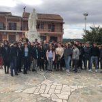 Ενεργή συμμετοχή των Μαθητών με κατάθεση προτάσεων στην εκδήλωση για τη δημιουργία οργανωμένου πλαισίου επικοινωνίας μεταξύ των νέων και της δημοτικής αρχής στο Δήμο Ν. Σκουφά