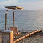 Παρεμβάσεις που αφορούν στη διευκόλυνση πρόσβασης των ΑμεΑ  σε τουριστικές περιοχές στον Δήμο Παγγαίου