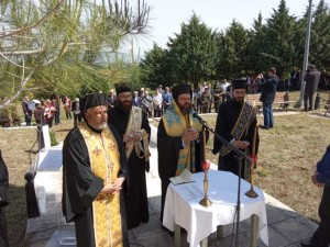 Ο Δήμος Μαρώνειας Σαπών τίμησε τη μνήμη των 29 παλικαριών Ξυλαγανιωτών που τον Απρίλη του 1944 εκτελέστηκαν από τα βουλγαρικά στρατεύματα κατοχής