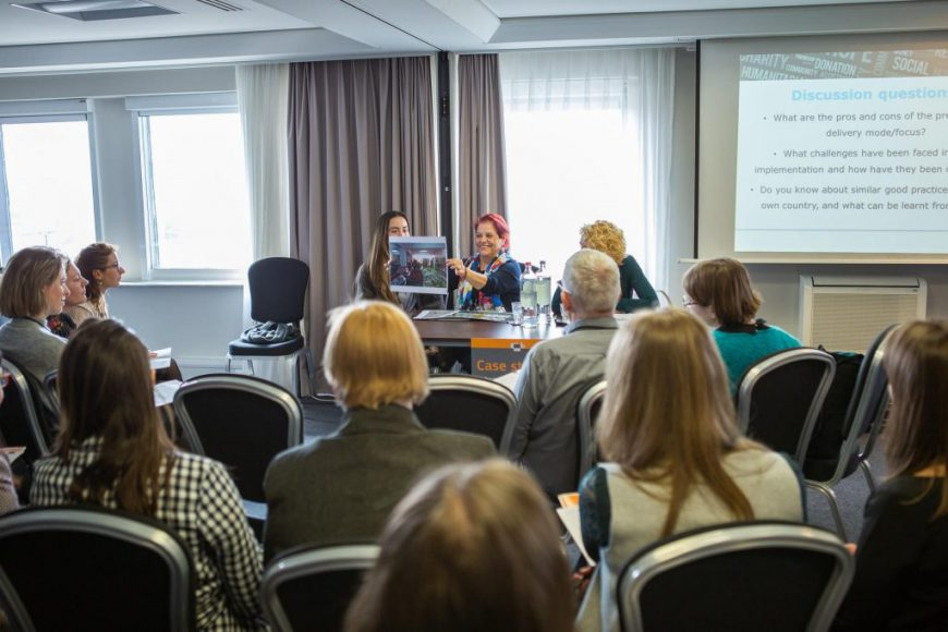 15η Συνάντηση στις Βρυξέλλες: «Distribution of fresh food»