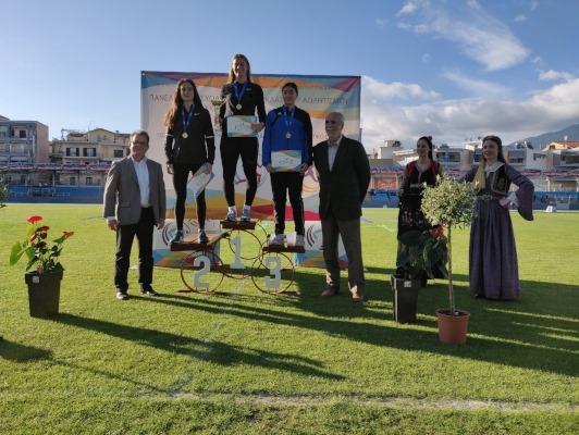 Πανελλήνιο Σχολικό Πρωτάθλημα Στίβου 2019 στα Ιωάννινα
