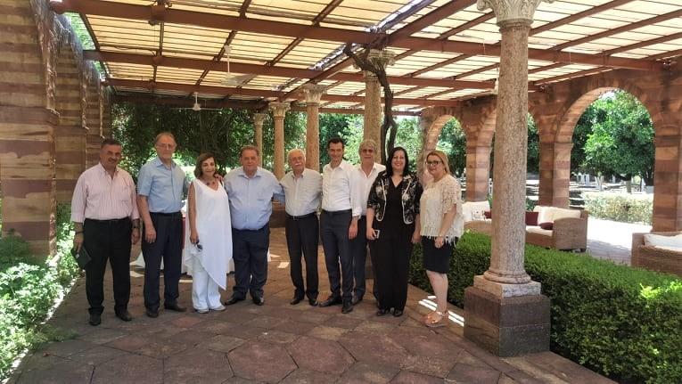 Ο Δήμαρχος Καστοριάς στις εκδηλώσεις τιμής και μνήμης στον Ρήγα Βελεστινλή και τους συντρόφους του στη Χίο