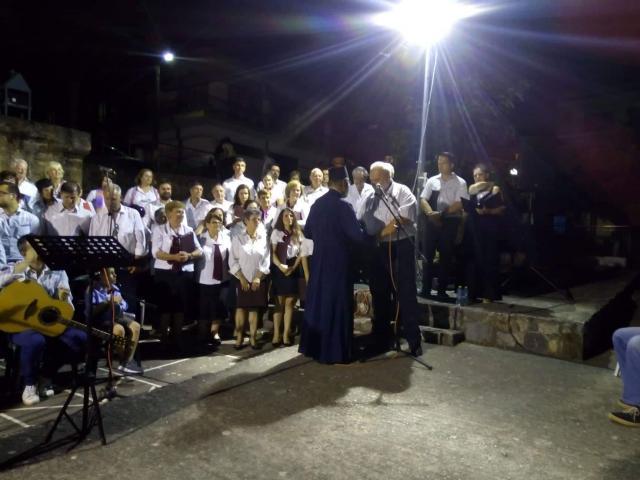 4η Χορωδιακή Συνάντηση Εκκλησιαστικής και Παραδοσιακής Μουσικής