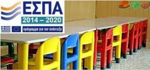 Εγγραφές στους Δημοτικούς Παιδικούς Σταθμούς Καστοριάς, μέσω ΕΣΠΑ