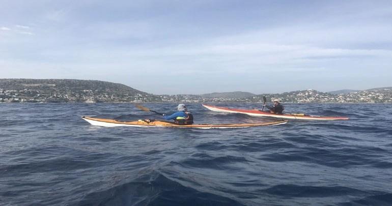 Κωπηλασία οκτώ μέρες για την προστασία των θαλασσών