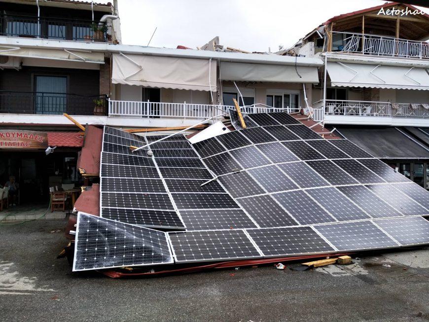 Αιτήσεις για καταστροφές λόγω θεομηνίας στο Δήμο Ν.Προποντίδας