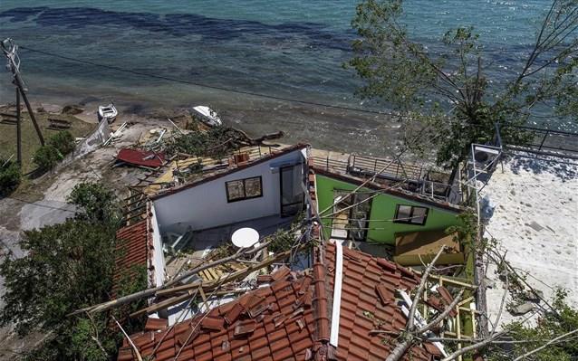 Νέα Υποβολή αιτήσεων για τις καταστροφές λόγω θεομηνίας