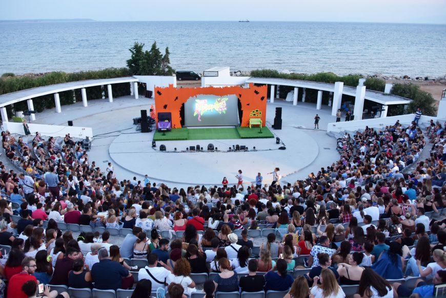 Φεστιβάλ Θάλασσας: Θεατρική παράσταση «ΒΕΡΒΕΡΙΤΣΑ»
