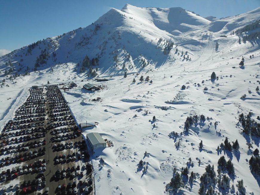 Καινούργια μηχανήματα προϋπολογισμού 1.000.000 ευρώ  αποκτά το Χιονοδρομικό Κέντρο Καλαβρύτων