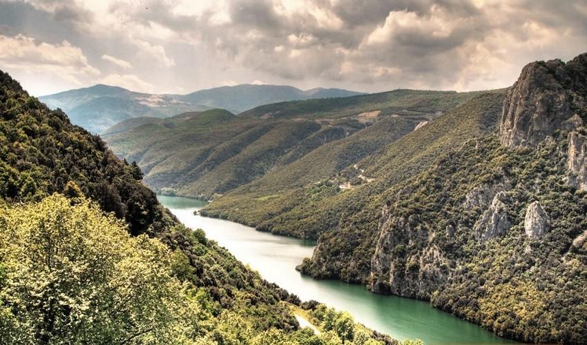 Εντάχθηκε η 2η φάση έργων αντιπλημμυρικής προστασίας του ποταμού Αλιάκμονα