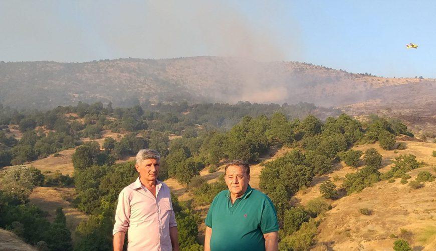 Ευχαριστήριο Δημάρχου Καστοριάς προς την Πυροσβεστική Υπηρεσία