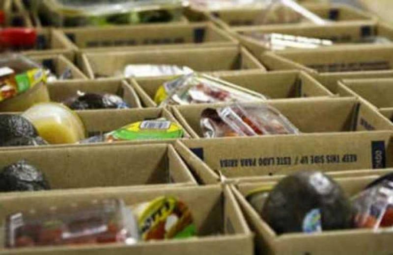 Διανομή ΤΕΒΑ με είδη νωπών τροφίμων στο Δήμο Βέροιας