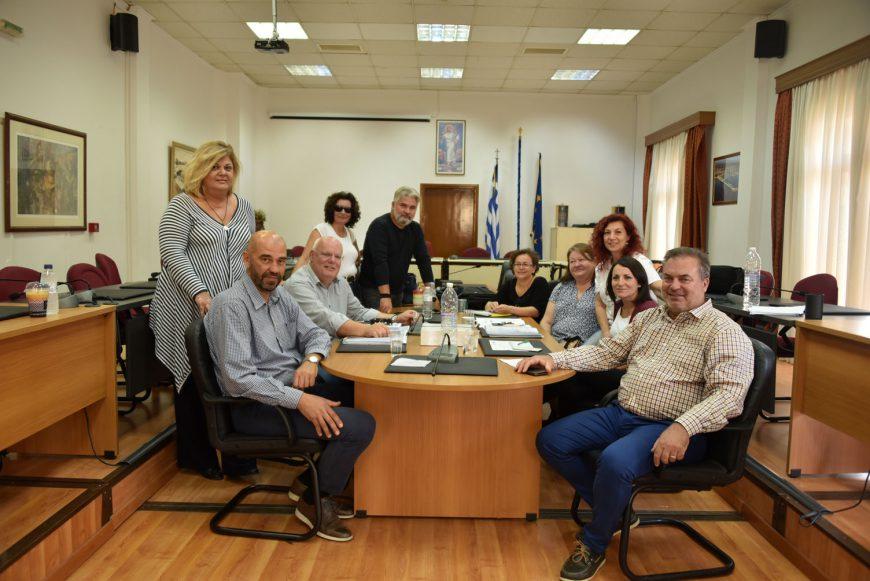 """Συνάντηση Εργασίας στο Πλαίσιο Υλοποίησης του έργου """"BeePathNet"""" του Ευρωπαϊκού Προγράμματος URBACTIII"""