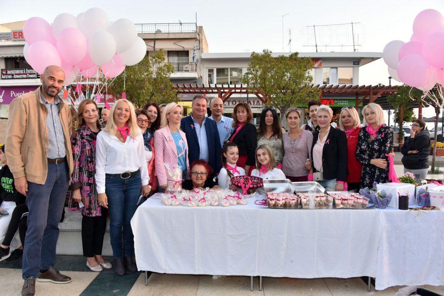 Εκδήλωση για την Πρόληψη του Καρκίνου του Μαστού στο Δήμο Ν. Προποντίδας