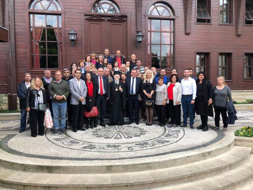 Επίσκεψη αντιπροσωπείας του Δήμου Νέας Προποντίδας στην Κωνσταντινούπολη