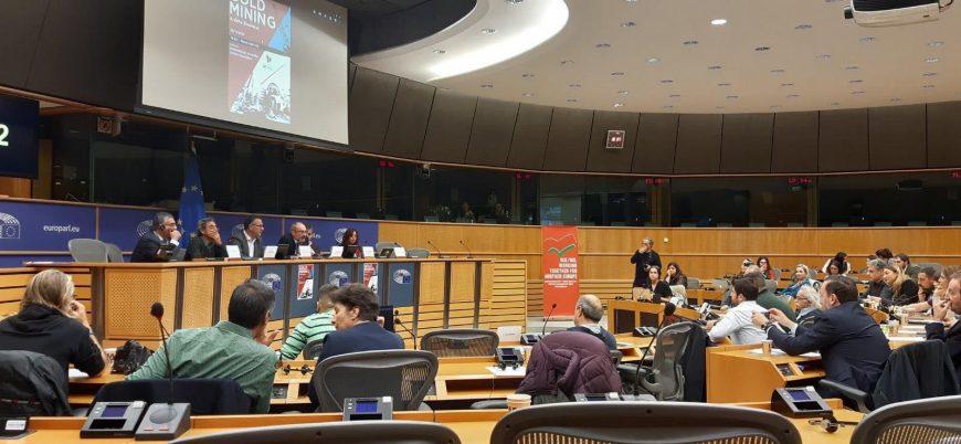 «Πλούσια» δραστηριότητα του δημάρχου Μαρωνείας – Σαπών στις Βρυξέλλες