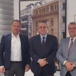 Συνάντηση του ΔΕΠΑΝ με τον πρόεδρο ΚΕΕ & ΕΒΕΑ Κωνσταντίνο Μίχαλο