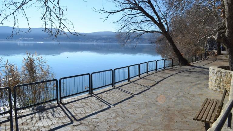 Δράση εξωραϊσμού της Λίμνης Καστοριάς