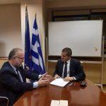 Ημέρες συναντήσεων και διεκδικήσεων για το Δήμο Μαρωνείας-Σαπών
