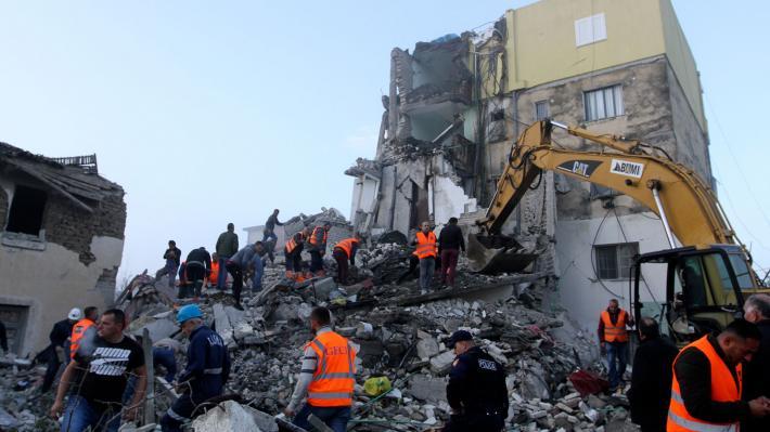 Συγκέντρωση ειδών πρώτης ανάγκης για τους σεισμοπαθείς της Αλβανίας
