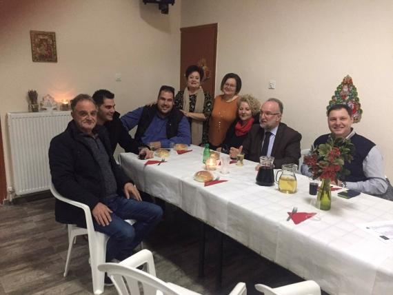 Με το έθιμο της γυναικοκρατίας ολοκληρώθηκαν «οι γιορτές σαν παραμύθι» του Δήμου Μαρωνείας-Σαπών
