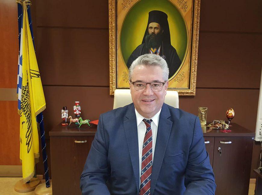 Ο Δήμαρχος Δράμας εξελέγη Πρόεδρος της Επιτροπής Τουριστικής Ανάπτυξης της ΚΕΔΕ