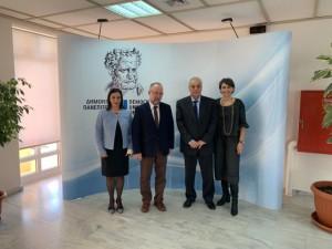 Συνεργασία με το Δημοκρίτειο Πανεπιστήμιο ξεκινά ο Δήμος Μαρώνειας – Σαπών