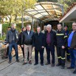 Ενημέρωση Δημάρχου Μανώλη Καρρά για την πορεία των εργασιών του Σπηλαίου Πετραλώνων