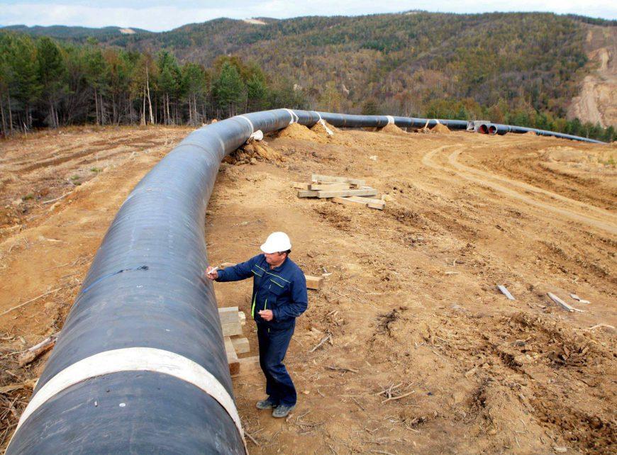 Χρηματική αποζημίωση των θιγόμενων ιδιοκτησιών που θα διέλθει ο αγωγός φυσικού αερίου TAP