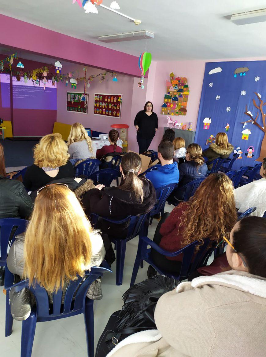 Μαθήματα Πρώτων Βοηθειών στους Παιδικούς Σταθμούς του Δήμου Ν. Προποντίδας