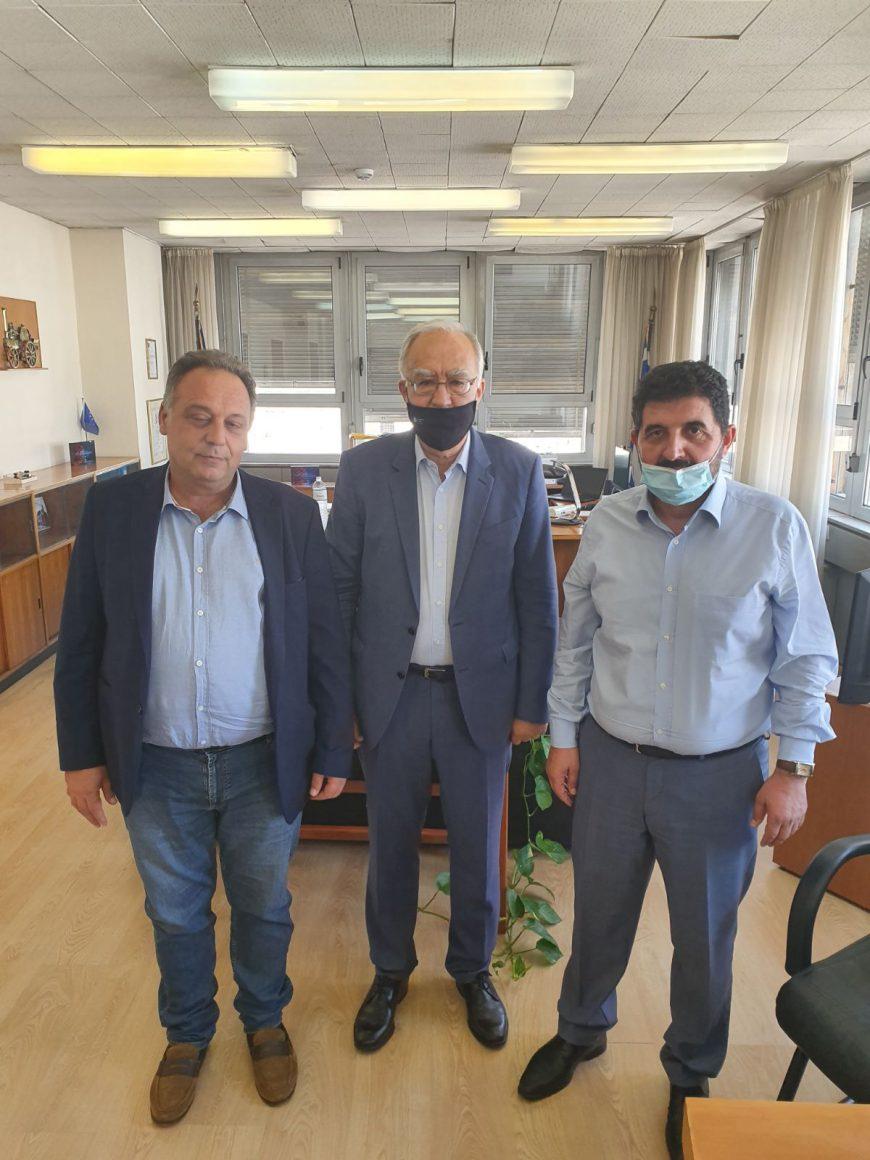 Με αιτήματα ουσίας σε ΟΣΕ και ΓΑΙΑΟΣΕ ο Θανάσης Παπαδόπουλος