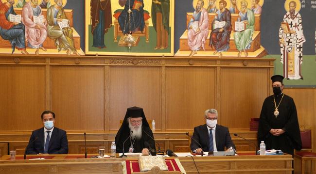 Υπογράφηκε προγραμματική σύμβαση μεταξύ της Ελληνικής Πολιτείας, της Εκκλησίας της Ελλάδος και του «Δικτύου Ελληνικών Πόλεων για την Ανάπτυξη» (ΔΕΠΑΝ)
